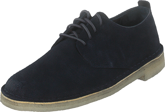 Clarks - Desert London Midnight Suede