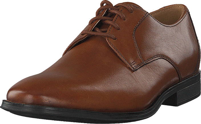 414922aafb786 Buy Clarks Gilman Lace Dk Tan Leather brown Shoes Online | FOOTWAY.co.uk