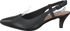 Linvale Loop Black Leather