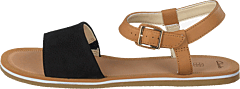 Skylark Pure Y Black Combi Leather