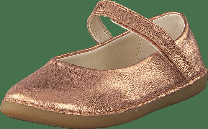 Skylark Tap T Bronze Metallic