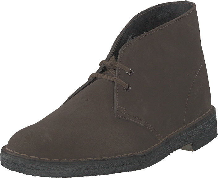 Clarks - Desert Boot Brown Suede
