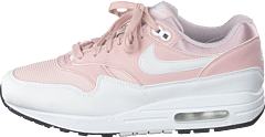 Wmns Air Max 1 Barely Rose-white