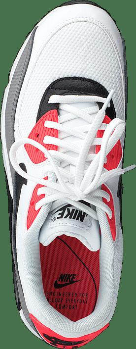 Sportsko Sko Online Og Grå Red 29 Køb Air 90 Sneakers Nike Max White dust Wmns 60155 solar black FHZPwq7