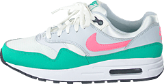 new product 95ab1 756e6 Nike - Air Max 1 (gs) Summit White sunset Pulse