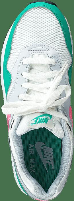 Nike - Air Max 1 (gs) Summit White/sunset Pulse