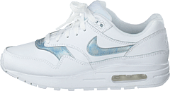 timeless design 2d929 0db29 Nike - Air Max 1 (gs) White white-royal Tint