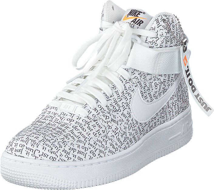 Nike - Wmns Air Force 1 High Lx White Black