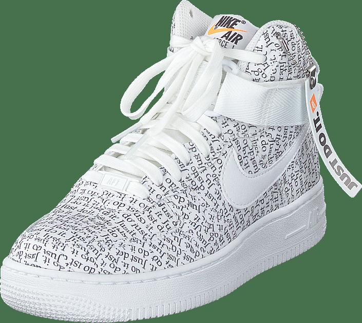 2da1da51693d0 Buy Nike Wmns Air Force 1 High Lx White Black white Shoes Online ...