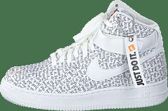 super popular 8b830 0fb9b Nike - Wmns Air Force 1 High Lx White Black