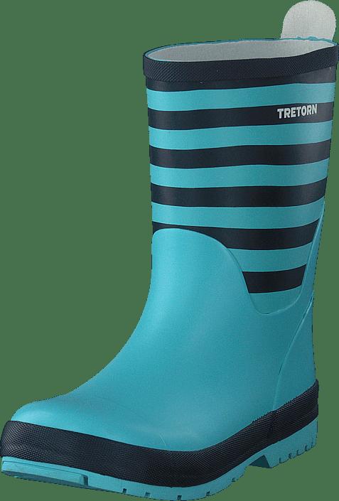 Gränna Turquoise/navy