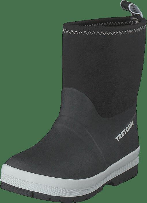 Tretorn - Kuling Neoprene Black/white
