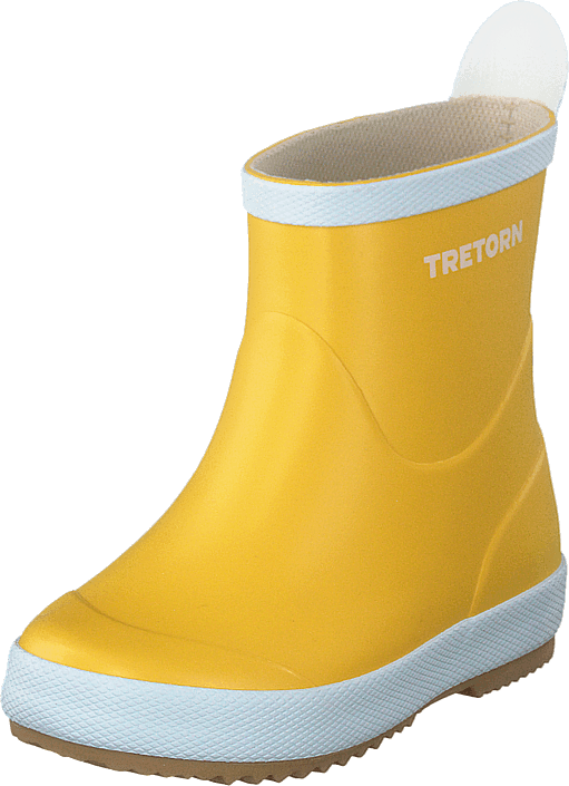 Tretorn - Wings Kids Yellow