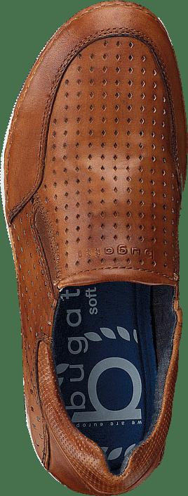 Kjøp Bugatti Canberra Cognac Sko Online