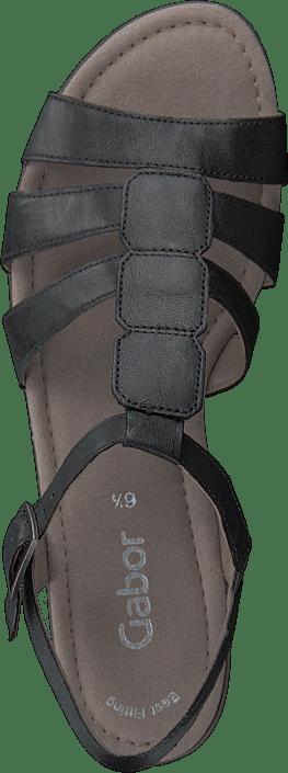 Kjøp Gabor 24.558-57 Black Sko Online
