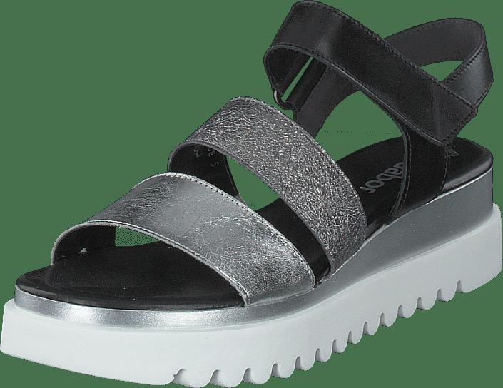 Gabor - 23.610-61 Silber/black