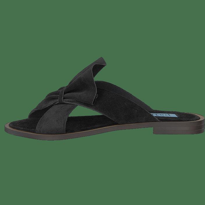 Femme Chaussures Acheter A Pair Velour Nero Chaussures Online