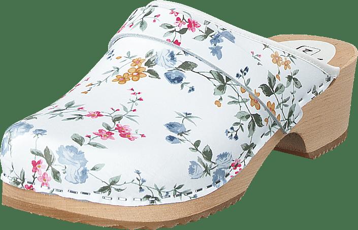 Mohedatoffeln - Linnea White Flower