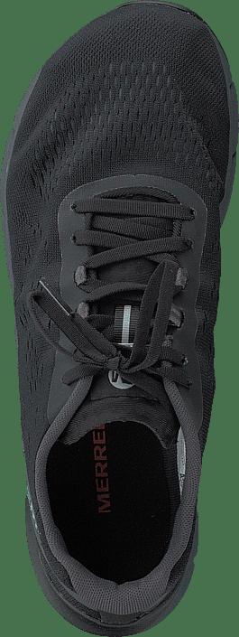 Kjøp Merrell Bare Access Flex E-mesh Black Sko Online
