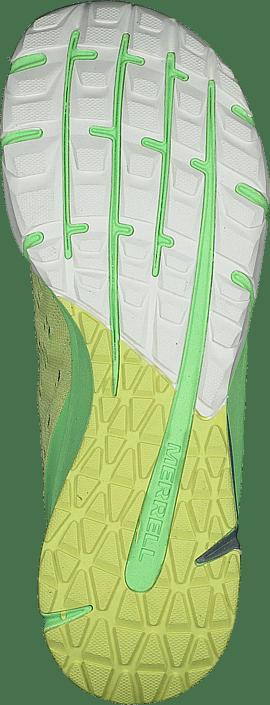 Kjøp Merrell Bare Access Flex E-mesh Sunny Lime Sko Online