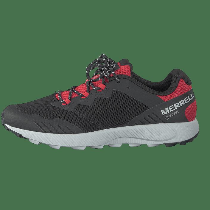 Sko Og Gtx Merrell Online Sportsko red If Black Fluxion Kjøp Grå Sneakers 60xw4x