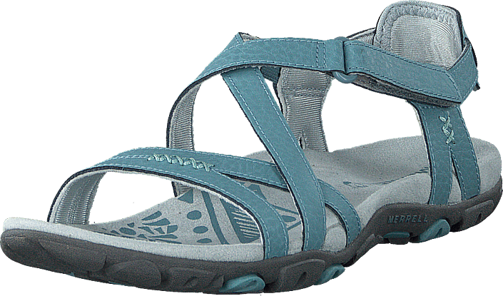 Merrell - Sandspur Rose Leather Blue Smoke
