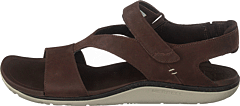 Trailway Backstrap Leather Bracken