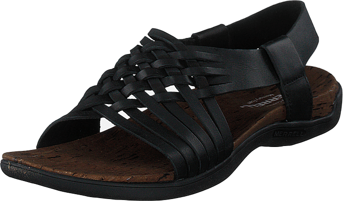 District Mahana Backstrap Black