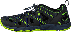 Hydro Choprock Shandal Black/navy/lime