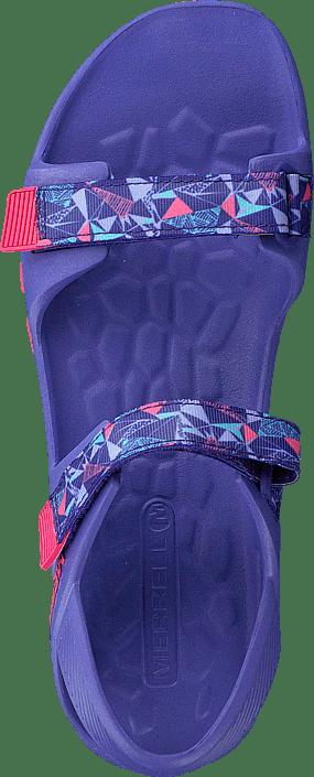 Merrell - Hydro Drift Purple/coral