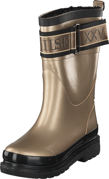 Ilse Jacobsen - 3/4 Rubber Boots Platin