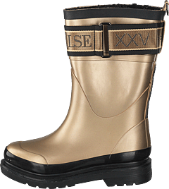 3/4 Rubber Boots Platin