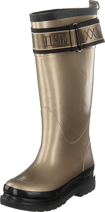Ilse Jacobsen - Long Rubber Boots Platin