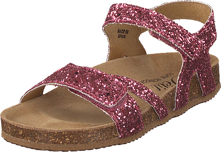 Petit by Sofie Schnoor - Sandal Glitter Baby Pink