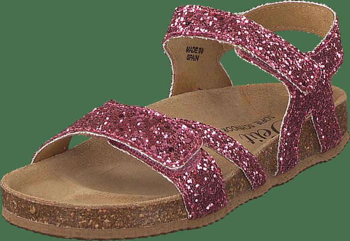 Sandal Glitter Baby Pink