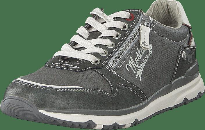 Mustang 4095316 20 Dunkelgrå gråa Skor Online