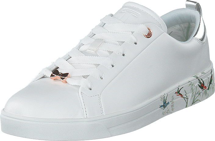 Ted Baker - Roully White Fortune Leather