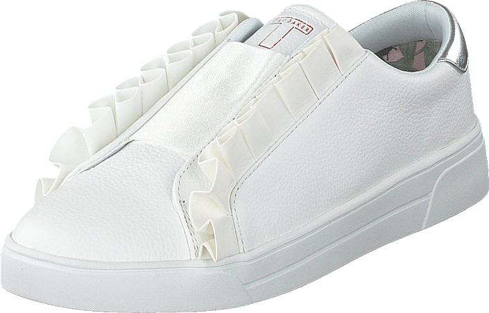 Ted Baker - Astelli White Leather