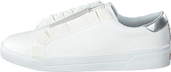Astelli White Leather