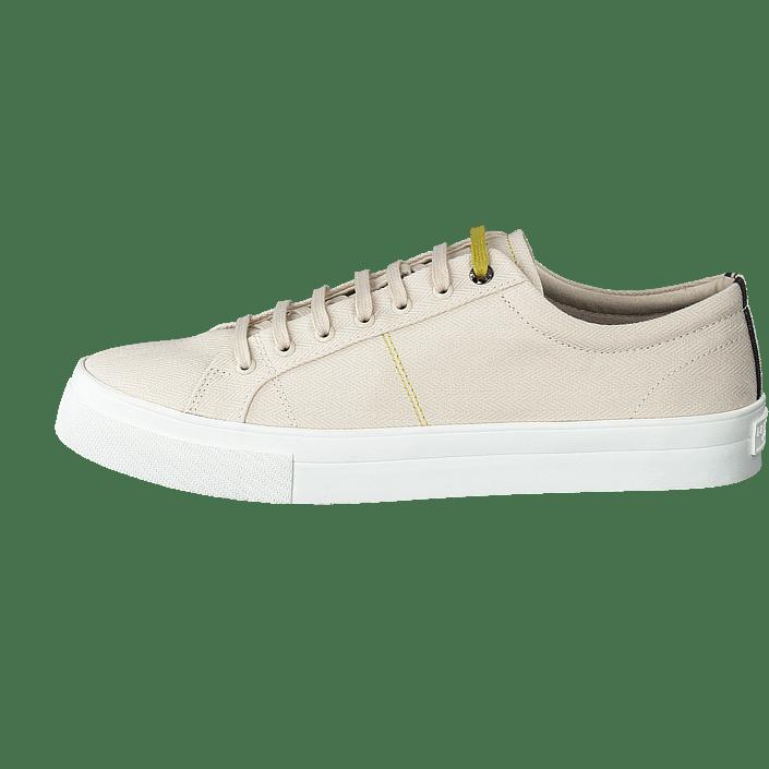 Baker Online Eshron Sneakers Ted Sportsko Hvite White Kjøp Sko Og SUCqwpx
