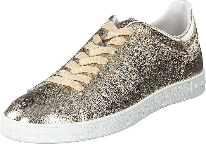 Tod's - Leather Sneakers Oro