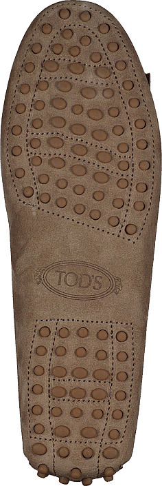 Tod's Gommino T Ring Loafer Tabacco Chiaro 7745411496