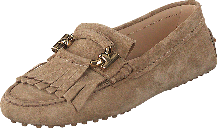 Tod's - Gommino T Ring Loafer Tabacco Chiaro