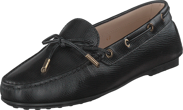 Tod's - Gommino Moccasins Leather Nero