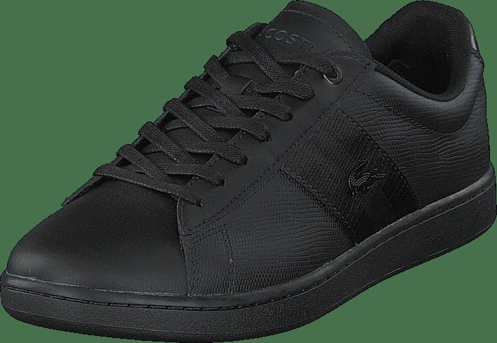 Lacoste Carnaby Evo 119 5 Sma Blk blk svarta Skor Online