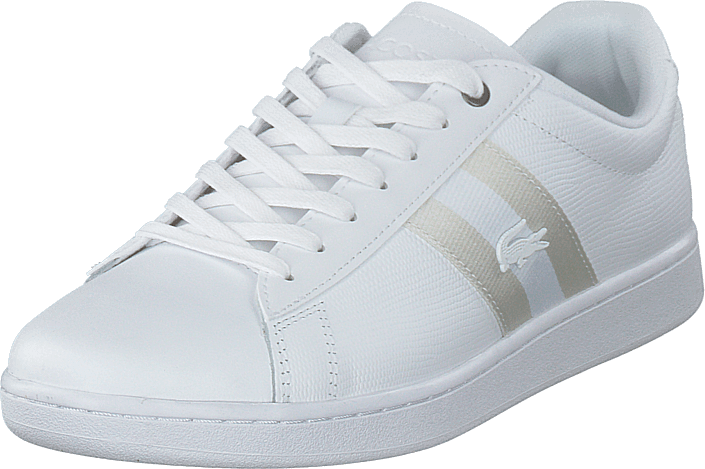 7b4c3883ad8 Buy Lacoste Carnaby Evo 119 5 Sma Wht/wht white Shoes Online ...