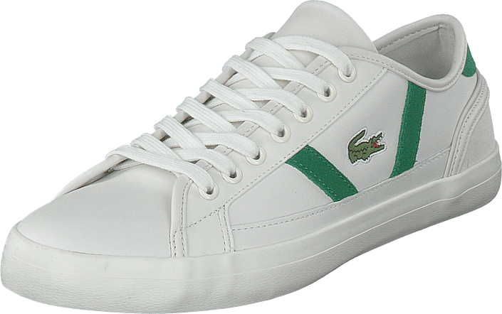 Lacoste - Sideline 119 3 Cma Off Wht/grn