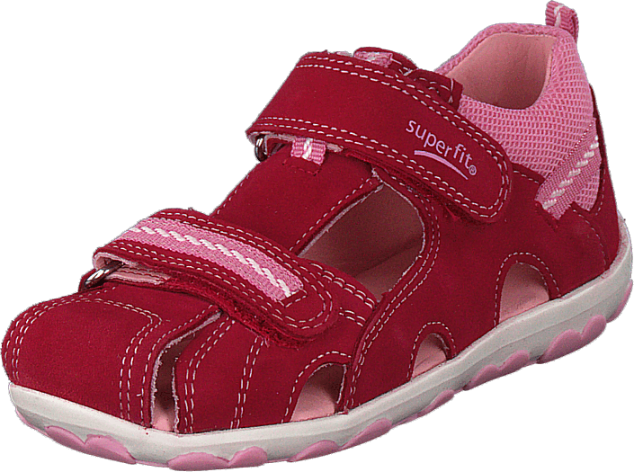 Superfit - Fanni Red/pink