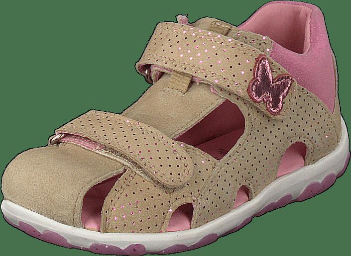 Superfit - Fanni Beige/pink