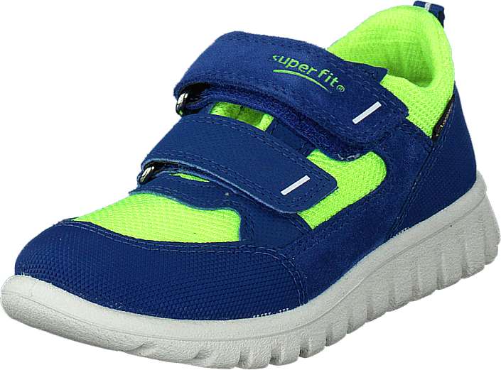 Superfit - Sport7 Mini Blue/yellow